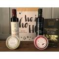 Luxe Puglia Eindejaarspakket olijfolie  met dippers